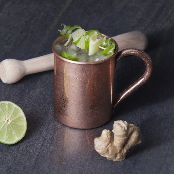The Moscow Mule – History and Cocktail recipe