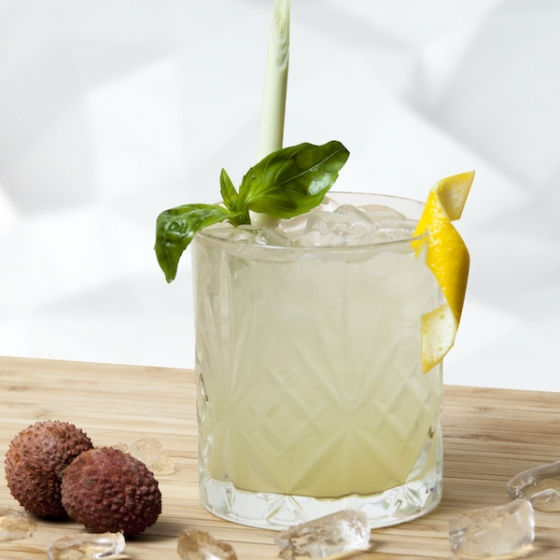 Le Sweet Basil – recette d'un cocktail vodka pour l'été