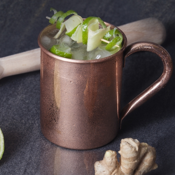 Cocktail Le Moscow Mule