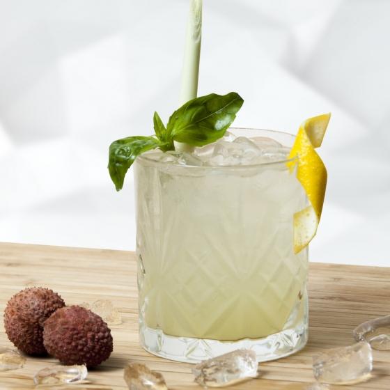 Cocktail le Sweet Basil